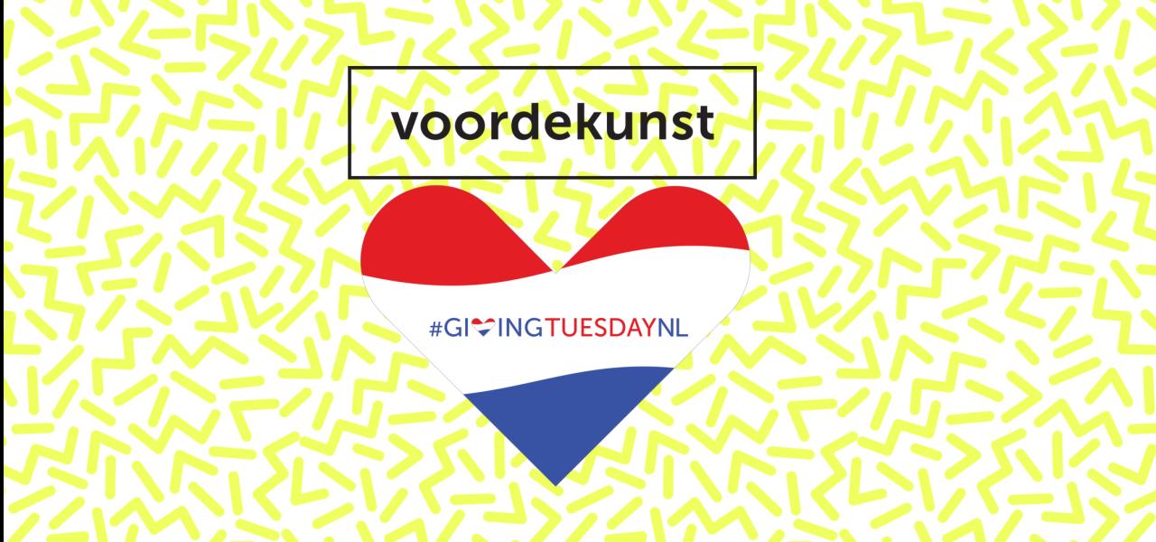 3 december 2019 is het Giving Tuesday: Doe mee!