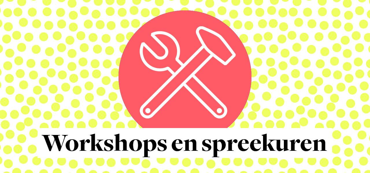 Online workshops en spreekuren